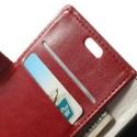 Huawei Ascend G6 4G Portfel Etui – CH Czerwony