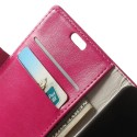 Huawei Ascend G6 4G Portfel Etui – CH Różowy