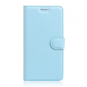 Huawei Y5 II - etui na telefon i dokumenty - Jasnoniebieskie
