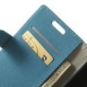 Huawei Ascend P7 Portfel Etui – GG Niebieski