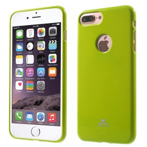 Apple iPhone 7 Plus - etui na telefon - Newsets Zielone