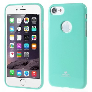 Apple iPhone 7 Plus - etui na telefon - Newsets Cyjan