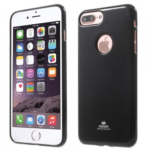 Apple iPhone 7 Plus - etui na telefon - Newsets Czarnym