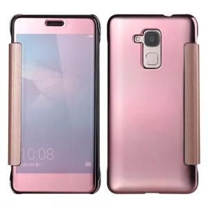 Huawei Honor 7 Lite - etui na telefon - Lustro Złota Róża
