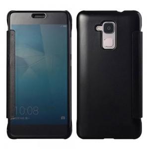 Huawei Honor 7 Lite - etui na telefon - Lustro Czarne