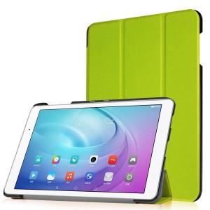 Huawei MediaPad T2 10.0 - etui na tablet - Zielone