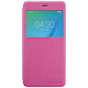 Huawei Nova - etui na telefon - Nillkin Sparkle Różówe