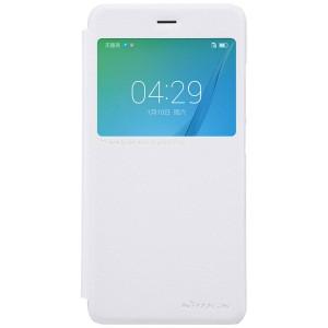 Huawei Nova - etui na telefon - Nillkin Sparkle Białe
