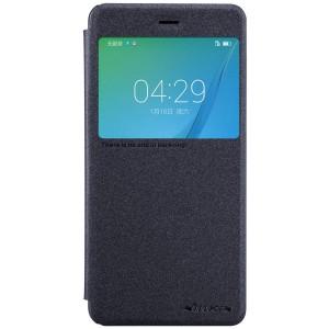 Huawei Nova - etui na telefon - Nillkin Sparkle Czarne