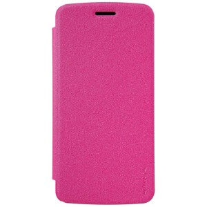 Motorola Moto Z Play - etui na telefon - Nillkin Sparkle różowe
