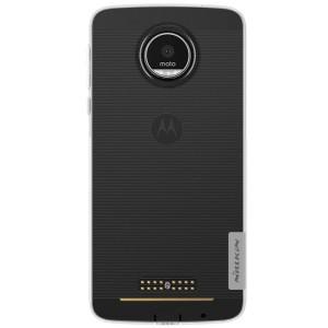 Motorola Moto Z - etui na telefon - Nillkin przezroczyste
