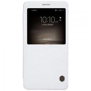 Huawei Mate 9 - etui na telefon - Nillkin Qin białe