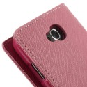 LG L90 Pink Mercury Fancy Diary Wallet Case