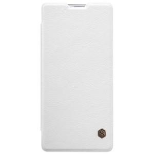 Sony Xperia XA Ultra - etui na telefon - Nillkin Qin białe