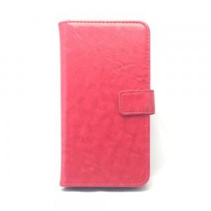 Huawei Honor 8 Lite - etui na telefon i dokumenty - CH Czerwone