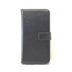 Huawei Honor 8 Lite - etui na telefon i dokumenty - CH Czarne