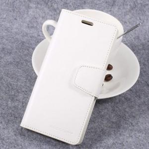 Samsung Galaxy S8 - etui na telefon i dokumenty - Sonata Białe