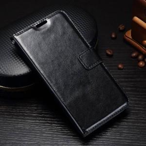 Samsung Galaxy J5 (2017) - etui na telefon i dokumenty - Czarne
