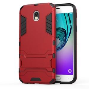 Samsung Galaxy J5 (2017) - etui na telefon - Czerwone