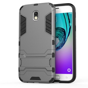 Samsung Galaxy J5 (2017) - etui na telefon - Szare