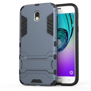 Samsung Galaxy J5 (2017) - etui na telefon - Ciemnoniebieskie