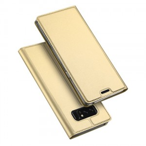 Samsung Galaxy Note 8 - etui na telefon i dokumenty - Dux Złote