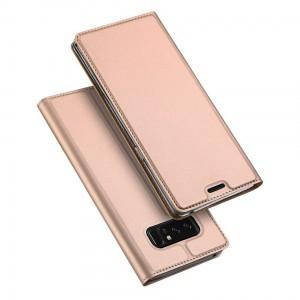 Samsung Galaxy Note 8 - etui na telefon i dokumenty - Dux Złota Róża