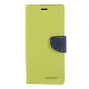Samsung Galaxy Note 8 - etui na telefon i dokumenty - Goospery Fancy Zielone