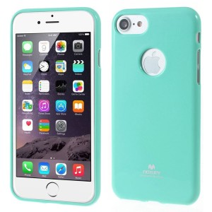 Apple iPhone 7 / 8 - etui na telefon - Newsets Cyjanowe