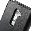 LG G2 Portfel Etui – Goospery Sonata Czarne