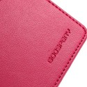 LG G2 Portfel Etui – Goospery Sonata Ciemny Różowy