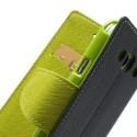 Samsung Galaxy S3 Portfel Etui – Fancy Niebieski