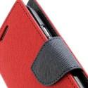 Samsung Galaxy S3 Portfel Etui – Fancy Czerwony