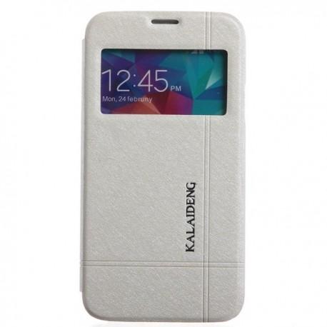 Samsung Galaxy S5 - etui na telefon - KLD Iceland 2 białe