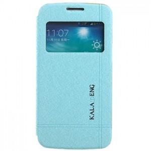 Samsung Galaxy S5 - etui na telefon - KLD Iceland 2 niebieskie