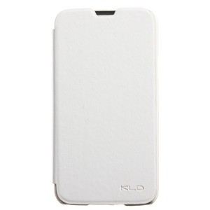 Samsung Galaxy S5 - etui na telefon - KLD Enland białe