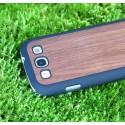 Samsung Galaxy S3 Etui Drewno Walnut