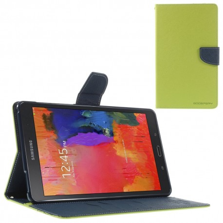 Samsung Galaxy Tab S 8.4 - etui na tablet - Fancy zielone