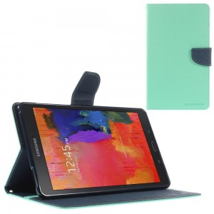 Samsung Galaxy Tab S 8.4 - etui na tablet - Fancy cyjan