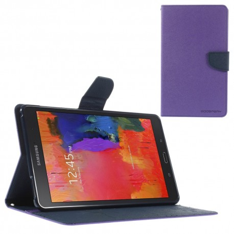Samsung Galaxy Tab S 8.4 - etui na tablet - Fancy purpurowe