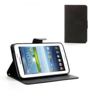 Samsung Galaxy Tab 3 7.0 - etui na tablet - Fancy czarne