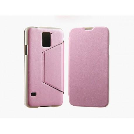 Samsung Galaxy S5 - etui na telefon - KLD Swift różowe