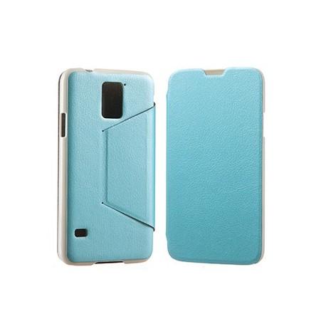Samsung Galaxy S5 - etui na telefon - KLD Swift jasnoniebieskie