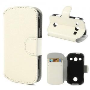 Samsung Galaxy Xcover 2 - etui na telefon i dokumenty - SG białe