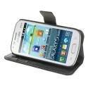 Samsung Galaxy Trend / Trend Plus Etui – CH Czarne