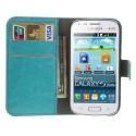 Samsung Galaxy Trend / Trend Plus Etui – CH Niebieski