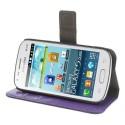 Samsung Galaxy Trend / Trend Plus Etui – CH Purpurowy