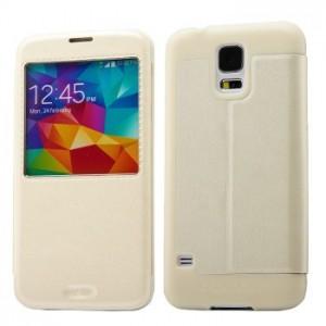 Samsung Galaxy S5 - etui na telefon - KLD KA okno białe