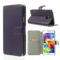 Samsung Galaxy S5 Etui Ochronne SK Style – Purpurowy