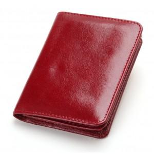 Etui na wizytówki skórzane - model ENW42